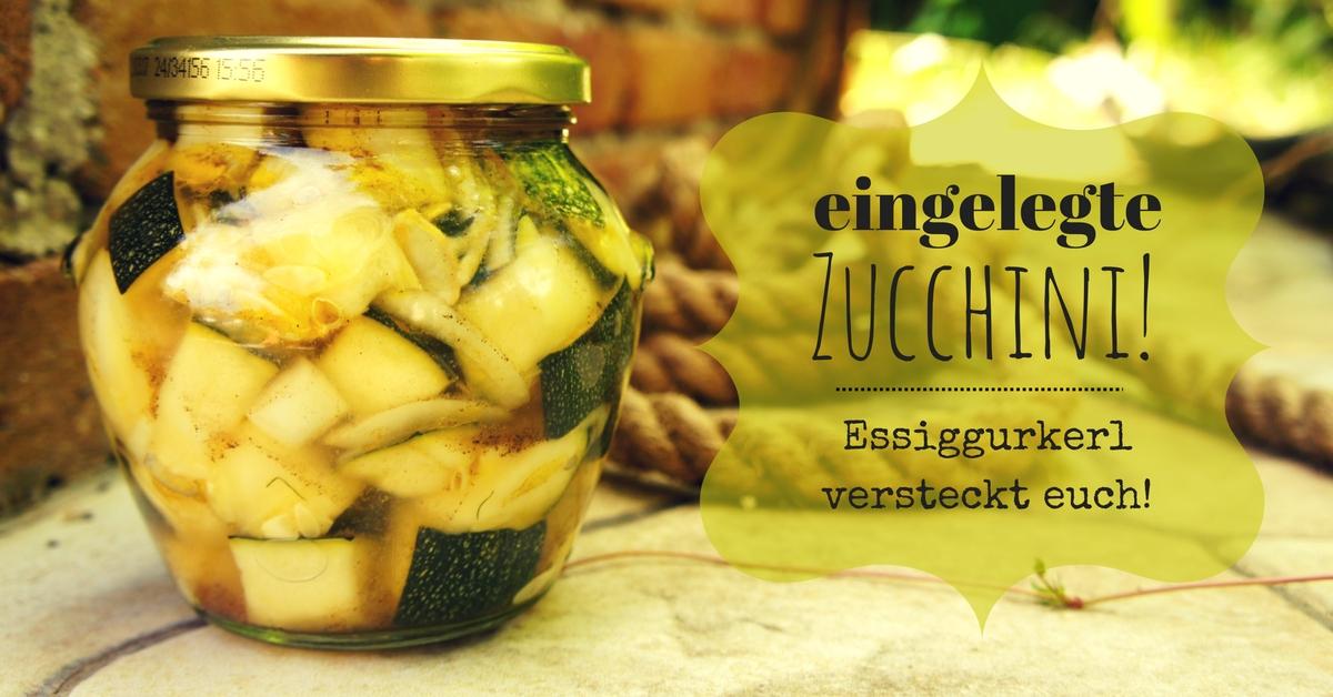 zucchini einlegen erprobtes rezept aus tschechien. Black Bedroom Furniture Sets. Home Design Ideas