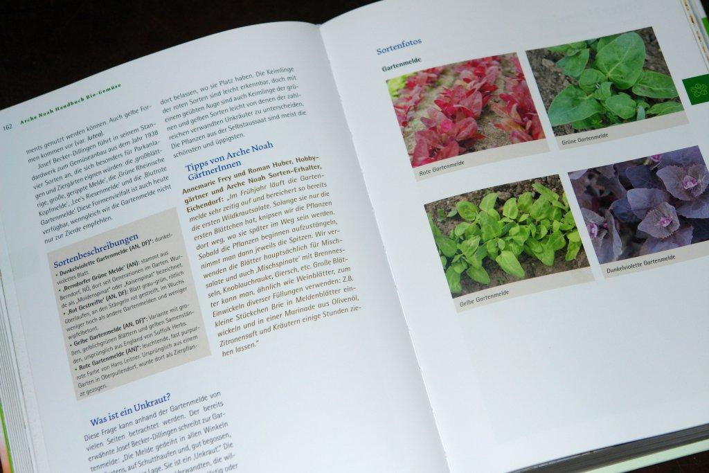 Die Bibel für den Gemüseanbau 2