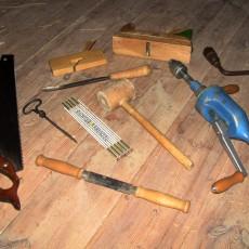 Dachausbau in Handarbeit
