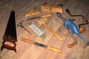 Dachausbau in Handarbeit 2