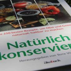 Natürliche Konservierungsmethoden