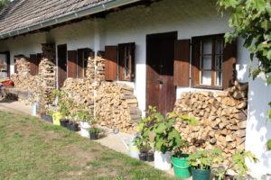 Viel Holz vor der Hütte ;)