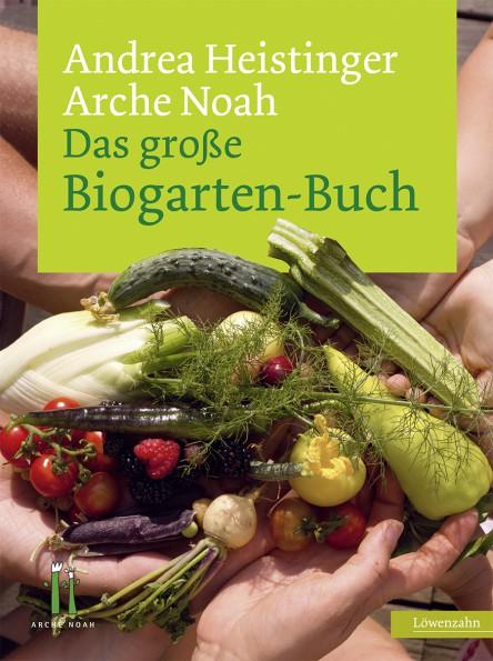 Cover: Das grosse Biogarten-Buch
