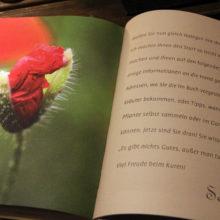 Foto vom aufgeschlagenen Buch