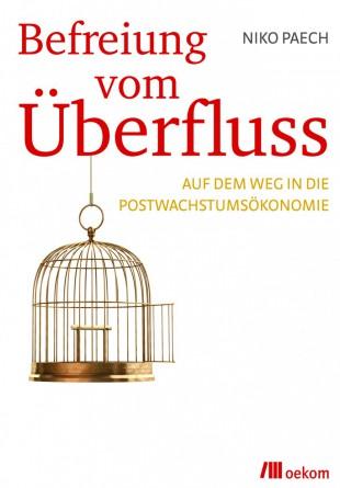 Cover des Buches Befreiung vom Überfluss