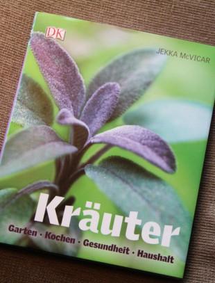 Foto vom Cover des Buchs Kräuter von Jekka McVicar