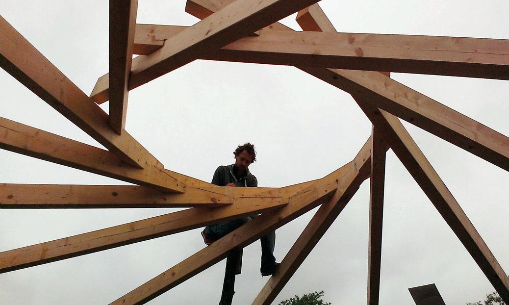mandaladach am friedrichshof in zurndorf. Black Bedroom Furniture Sets. Home Design Ideas