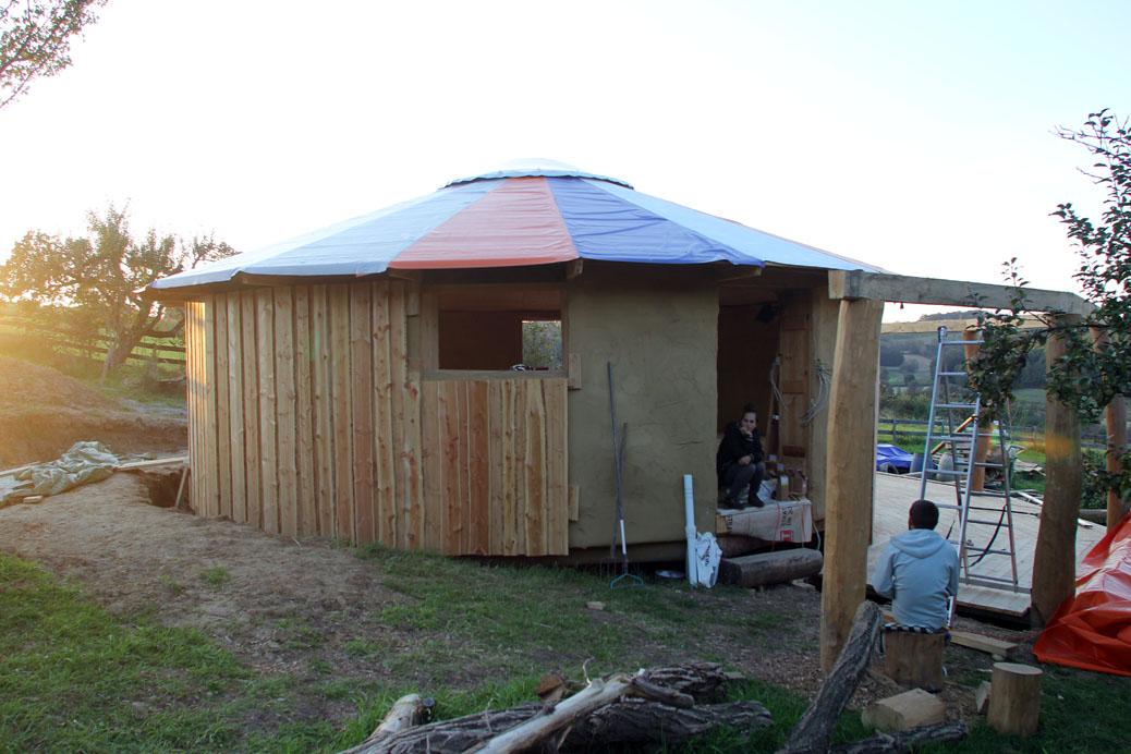 Ein eigenes Haus bauen - gemeinsam!