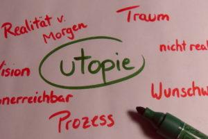 Zeit für Veränderung - Utopien jetzt leben 1