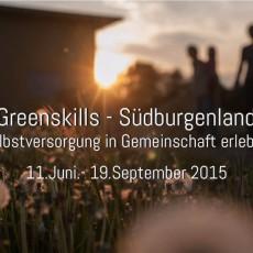 Mach mit: Greenskills Kurs beim Experiment Selbstversorgung!