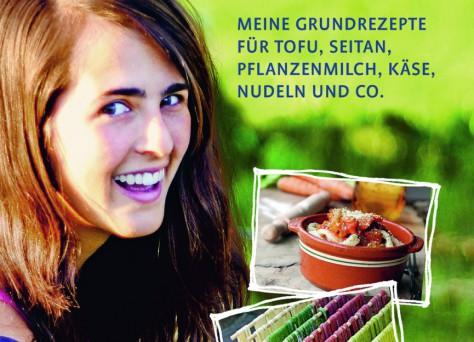 Cover des Buches Vegan Homemade von Lisa Pfleger