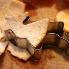 DIY-Stirnband & Mandarinen-Elche
