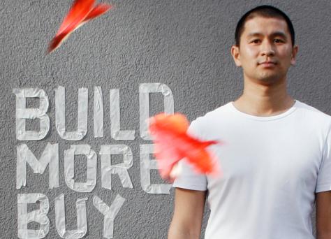 Van Bo Le-Mentzel | build more buy less