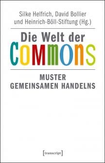 Die Welt der Commons Buchcover