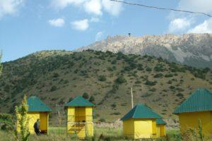 Jurtendorf Tadschikistan