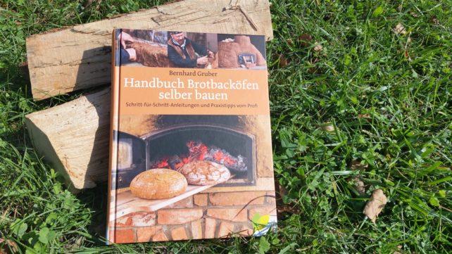 Cover: Handbuch Brotbacköfen selber bauen - quer