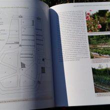 Foto einer Doppelseite des aufgeschlagenen Buches Basiswissen Selbstversorgung aus Biogärten von Andrea Heistinger, Nummer 5